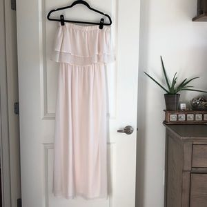 bar III cream Maxi Dress - XL